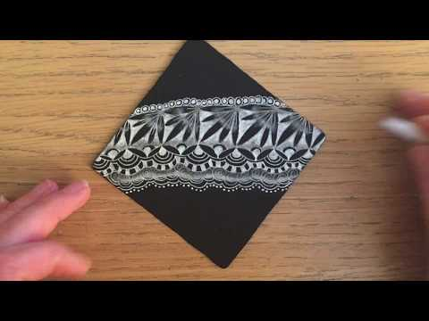 Zentangle's Zenith with Molly Hollibaugh