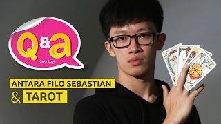 Video Q&A Filo Sebastian - Antara Indigo & Tarot [Part 2] MP3, 3GP, MP4, WEBM, AVI, FLV November 2018