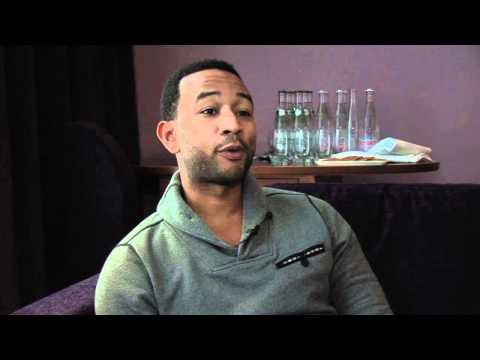 Interview John Legend and The Roots - John Legend (part 4)