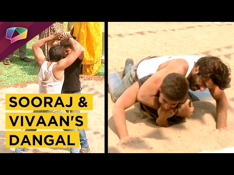 Sooraj and Vivaan FIGHT against each other | Udaan