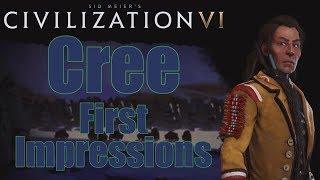 Video Civilization 6: First Impressions - Cree Civilization MP3, 3GP, MP4, WEBM, AVI, FLV Januari 2018
