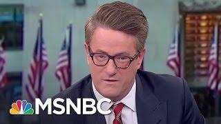 Joe Addresses The Media Blindspot Covering Donald Trump's Chance At Presidency | Morning Joe | MSNBC