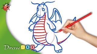Draw Cartoon & Movie Dragons YouTube video