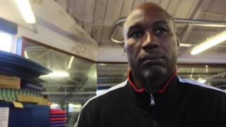 LENNOX LEWIS ON JOSHUA v KLITSCHKO, AND MORE...