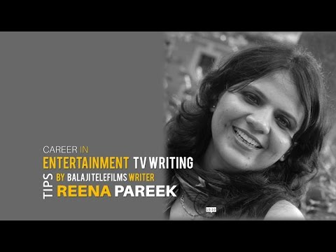 How to become Entertainment TV Script writer | By Balaji Telefilms writer