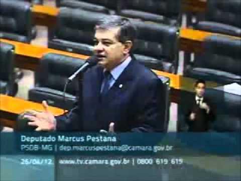 Marcus Pestana defende meio ambiente e pequeno produtor