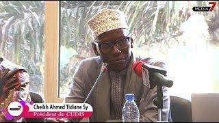 Cheikh Ahmed Tidiane Sy sur la lutte contre les contenus haineux et offensifs