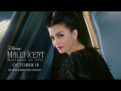 Aishwarya Rai Bachchan | Maleficent: Mistress Of Evil | Hindi | Disney Studios IN