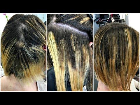 BALAYAGE HAIR FAIL EXTREME | VOM