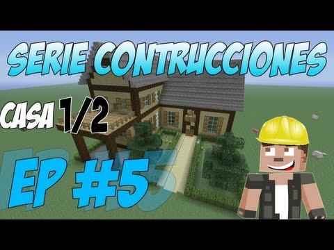 Planos construcciones minecraft videos videos for Casa moderna minecraft xbox 360