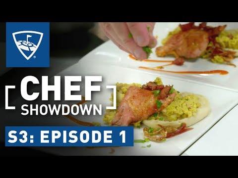 Chef Showdown | Season 3, Episode 1 | Topgolf