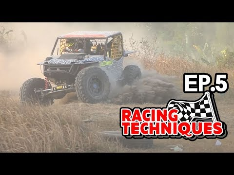 RACING TECHNIQUES Ep.5 | CRAZY SAMS & TEAM FINISH PRACTICE SESSION