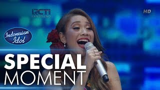 Video BCL menyanyi dengan Yovie Widianto! - Grand Final - Indonesian Idol 2018 MP3, 3GP, MP4, WEBM, AVI, FLV April 2018