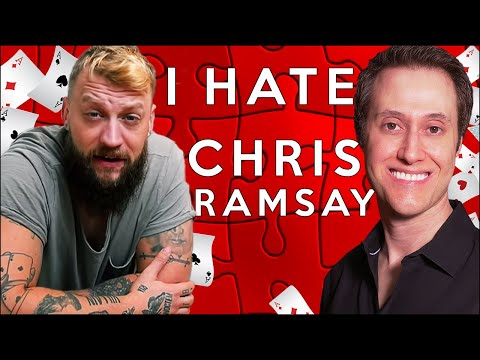 Why I Hate CHRIS RAMSAY- Professional Magician Review