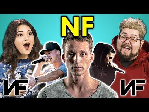 COLLEGE KIDS REACT TO NF