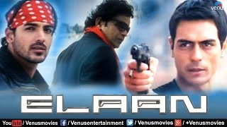 Nonton Elaan | Hindi Full Movie | John Abraham | Arjun Rampal | Ameesha Patel | Latest Bollywood Movies Film Subtitle Indonesia Streaming Movie Download