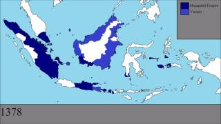 The Rise and Fall of the Majapahit Empire