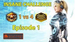 Video StarCraft 2: Grandmaster 1 vs 4 Gold Players - INSANE Challenge - Episode 1 MP3, 3GP, MP4, WEBM, AVI, FLV September 2018
