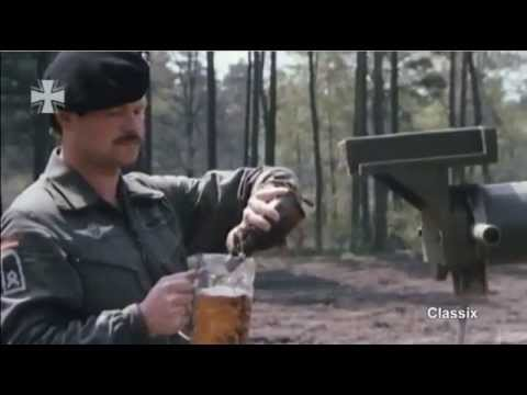 Germans Demonstrate Tank s Stabilized Gun With A