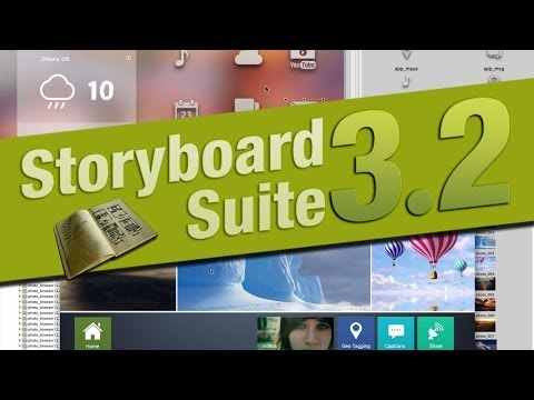 Storyboard Suite video