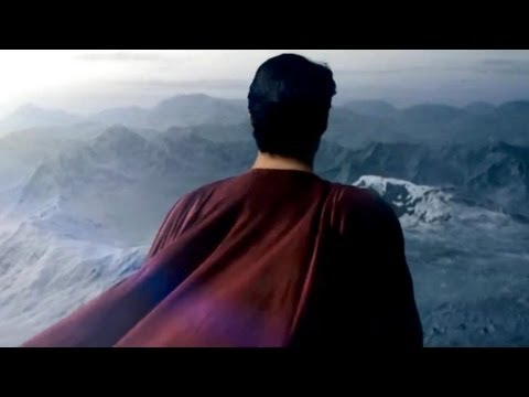 New Superman Man of Steel Trailer