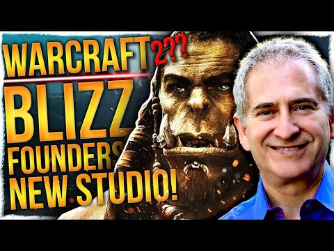 Shadowlands CHANGE! Morhaime's NEW Company: Blizz Vets QUIT! 'Warcraft 2' Rumours