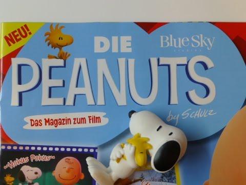 Die Peanuts das Magazin - Schleich