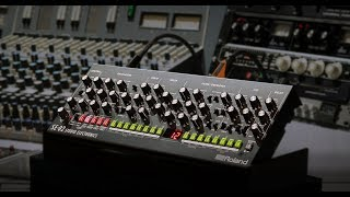 The Roland SE-02 Analog Synthesizer is a collaborative effort from Roland and Studio Electronics, that uses authentic discrete...