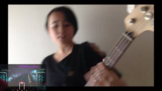 Here is Audrey (13) playing Rocksmith -  Welcome to the Black Parade - My Chemical Romance.  It's BASS! Kate cam!  Had so much FUN!! Thanks so much for watching!!!!  オードリー(13)ロックスミス。 Welcome to the Black Parade - My Chemical Romance。ケイトがカメラ。今回はベース!とっても楽しかった!Thanks so much for watching!!!