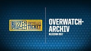 Nonton Die Entstehung Von Overwatch   Virtuelles Blizzcon Ticket 2017  Deutsche Untertitel  Film Subtitle Indonesia Streaming Movie Download