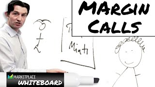 Margin calls and the financial markets decline