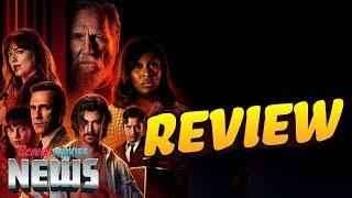 Bad Times at the El Royale - Review!