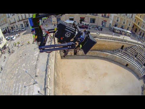 """BTS documentario """"Lecce città d'arte"""" girato con RED Monstro 8k VV"""