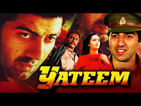Yateem (1988) Full Hindi Movie | Sunny Deol, Farah Naaz, Danny Denzongpa