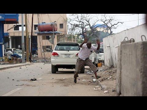 Σομαλία: Πολύνεκρη επίθεση σε ξενοδοχείο της πρωτεύουσας
