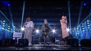 Video Rizky Febian, Isyana Sarasvati, Maudy Ayunda - Medley LOVE SONG - LIVE from NET 4.0 MP3, 3GP, MP4, WEBM, AVI, FLV Juli 2018