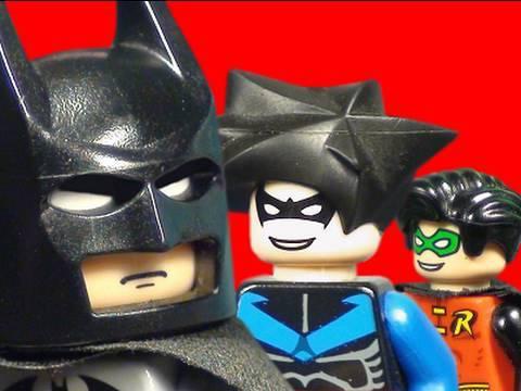 Lego Batman – Nightwing's Return