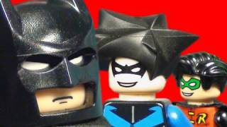 Lego Batman - Nightwing's Return
