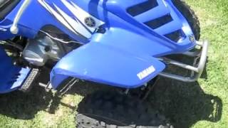 6. 2006 yamaha raptor 80 for sale
