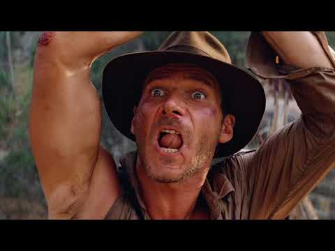 Rope Bridge Fight | Indiana Jones and the Temple of Doom (1984) (Movie Clip HD)