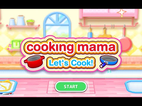 Cooking Mama Let's Cook! - Gameplay HD
