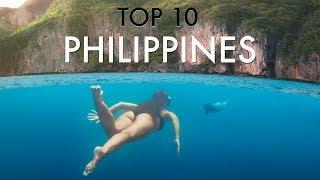 Video TOP 10 PHILIPPINES (Your DREAM Destination) MP3, 3GP, MP4, WEBM, AVI, FLV Desember 2018
