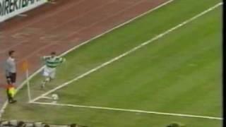 Carsten Janckers erstes Tor gegen Feyenoord