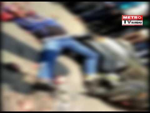 Video Road Accident In Bhawanipatna, Kalahandi- 1 Senior Teacher Dead download in MP3, 3GP, MP4, WEBM, AVI, FLV January 2017