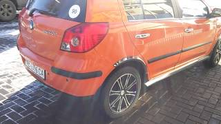 видео авто Geely MK CROSS в кредит