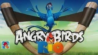 Angry Birds Rio Yüklə videosu