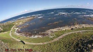 King Island Australia  city photo : 160408 Paragliding Catarqui Bay King Island Tasmania Australia