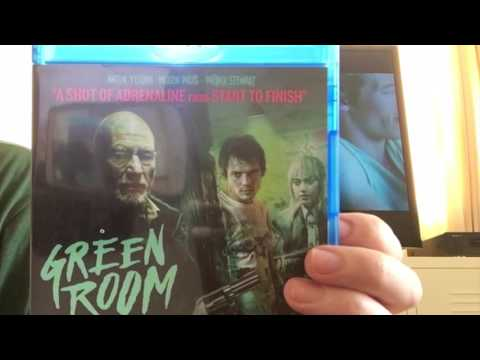 Green Room blu ray Review