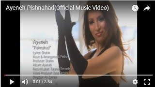 Pishnahad Music Video Ayeneh