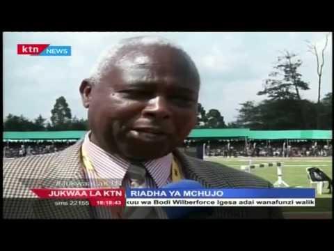 Jukwa ya KTN: Riadha ya Mchujo Kaunti ya Uasin Gishu, 30th June 2016 Sehemu ya Kwanza